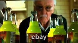 THE INCREDIBLE HULK Pingo Doce Bottle Movie Prop SIGNED Stan Lee (Avengers) COA