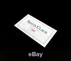 THE SANTA CLAUSE 2 Santa Card Prop