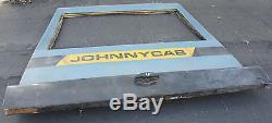 TOTAL RECALL 1990 Original Movie Prop Johnny Cab Car Door Arnold Schwarzenegger