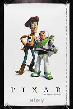 TOY STORY CineMasterpieces SPECIAL SHAREHOLDERS PRINTERS PROOF MOVIE POSTER 1995