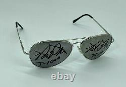 Terminator 2 T-1000 (Robert Patrick) Signed Sunglasses Screen Used Prop With COA