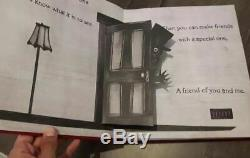 The Babadook Pop-Up book MINT with Original Box