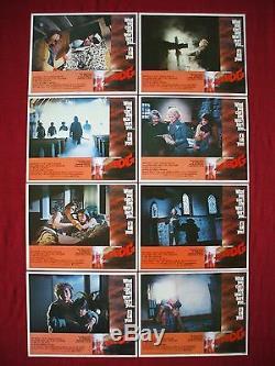 The Fog 1980 Original Movie Poster Lobby Cards Complete Set Kab 1340 Halloween