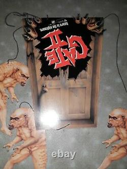 The Gate Vintage Video Store Standee Hanging Mobile Minions Critters Ghoulies