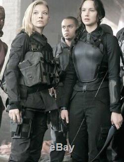 The Hunger Games Cressida (Natalie Dormer) Stunt Pistol Screen Used Prop With COA