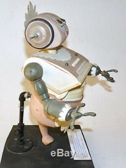 The Jetsons ROSIE ROBOT Maquette Unfinished 2009 Robert Rodriguez Movie Prop
