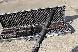 The Last Witch Hunter Screen Used SFX Torches Complete Set