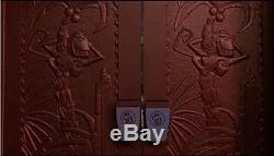 The Mask 1994 Coco Bongo Large Entrance Door Prop COA