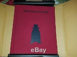The Mister Babadook Pop-Up Book Movie Prop 1st Standard Edition Ready to Ship