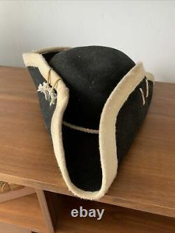 The Patriot Movie British Soldier Tricorn Hat Screen Used Prop with COA