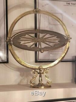 The Time Machine Movie Sundial Prop/George Pal/Rod Taylor -1960