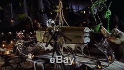 Tim Burton Nightmare Before Christmas original Screen used lantern prop