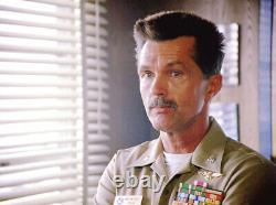 Top Gun'VIPER' screen used dress shirt costume worn by Tom Skerritt