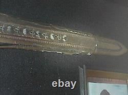 Troy eric banna, hector prop sword display