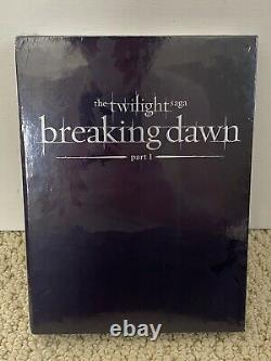 Twilight Breaking Dawn Part 1 Collector's Wedding Flower Numbered DVD Gift Set