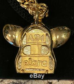 Uncut Gems A24 OFFICIAL Gold Plated Furby KMH Exclusive Pendant Only 100 Made