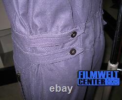 Uniform Overall STAR TREK Enterprise NX-01 XXL rot original Replica top