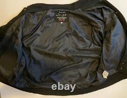 Vintage 1996 Space Jam Film Crew Jerry Leigh Men's 2XL Varsity Jacket USA Jordan
