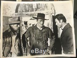 Vintage JOHN WAYNE Cast & Crew Coffee Movie Mug Cup Tea Ketchum The Alamo 1960