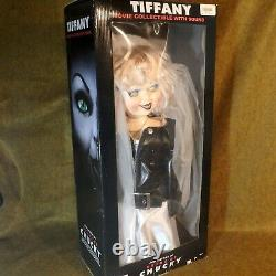 Vintage Tiffany 1998 Bride Of Chucky Doll Movie Collectible 24 Spencer Gifts