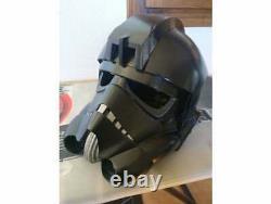 Wearable Tie Fighter Pilot Helmet Star Wars Replica Prop 11 Scale (TKP 104)